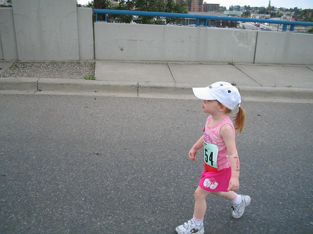 little marathonian