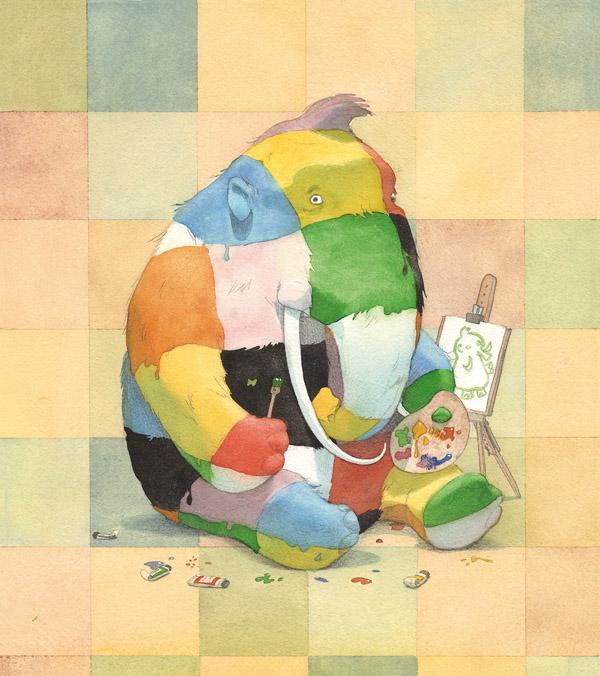 Μαμούθ καλλιτέχνης