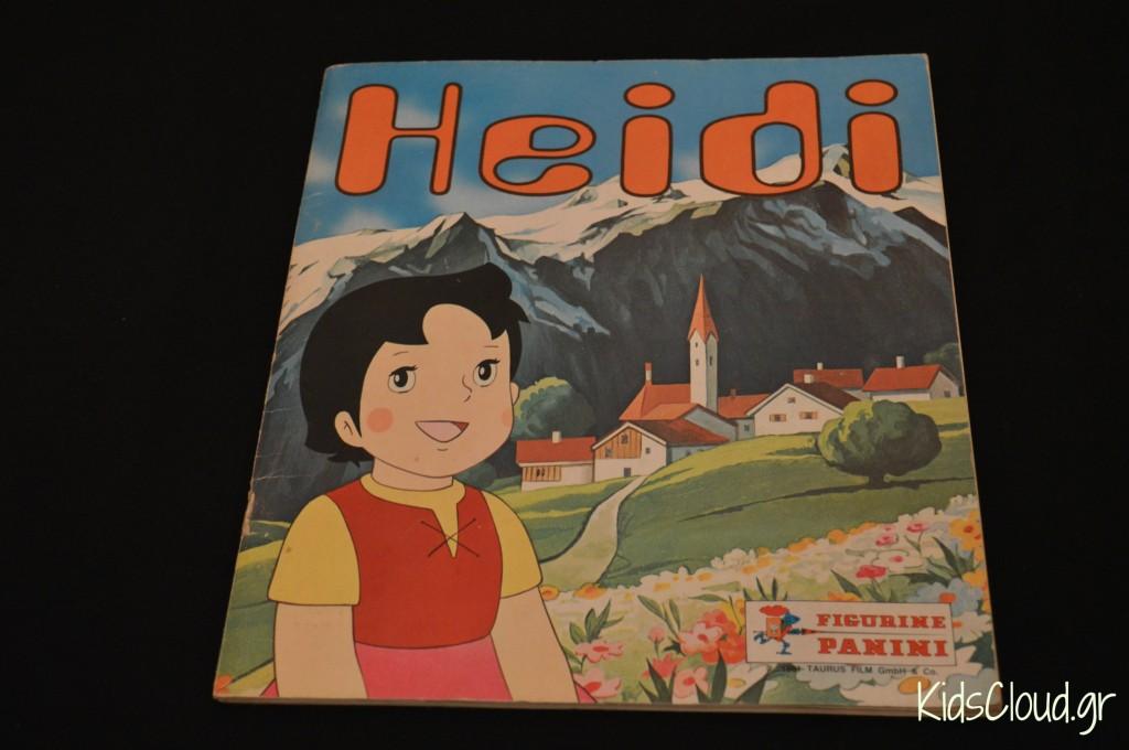 Heidi album