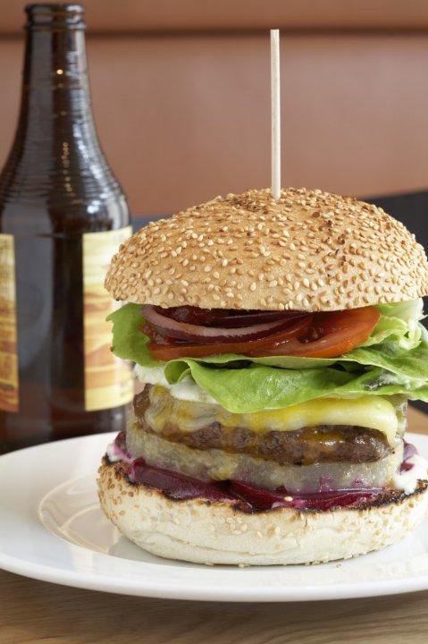 Kiwi Burger_
