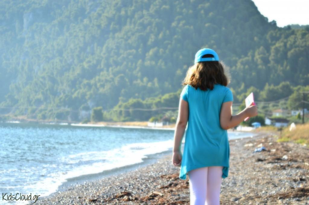 By the sea - KidsCloud
