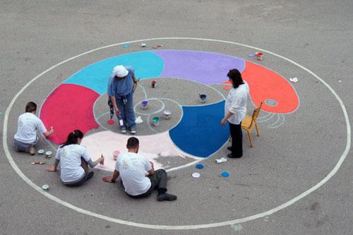 Ζωγράφοι σε δράση για τα παιδιά2