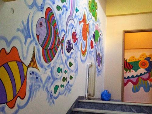 Ζωγράφοι σε δράση για τα παιδιά8