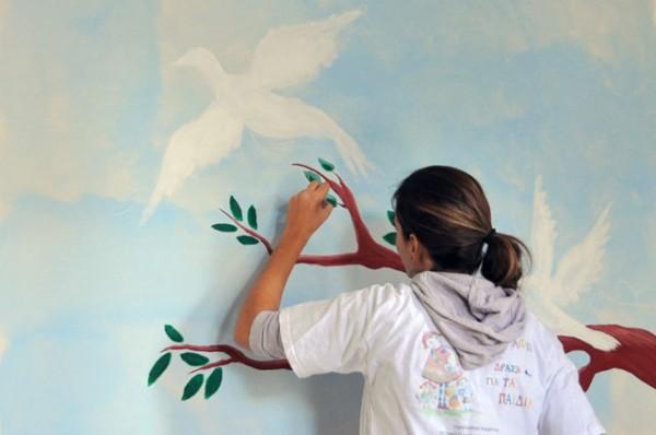 Ζωγράφοι σε δράση για τα παιδιά4