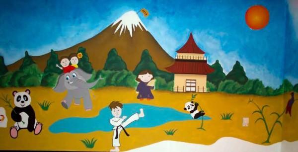Ζωγράφοι σε δράση για τα παιδιά7