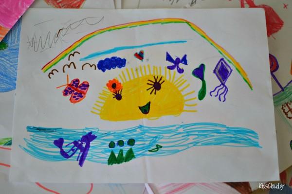 παιδικές ζωγραφιές 10