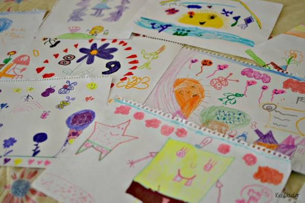 παιδικές ζωγραφιές 3