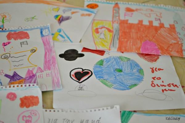 παιδικές ζωγραφιές 5