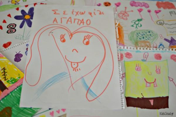 παιδικές ζωγραφιές 7