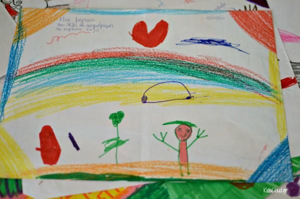 παιδικές  ζωγραφιές 9