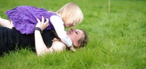 Μητέρα και παιδί