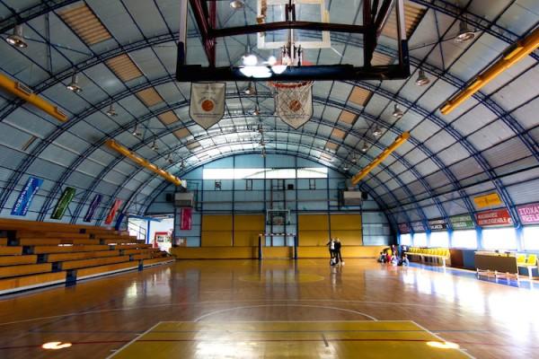 Πλάτων - Γήπεδο μπάσκετ